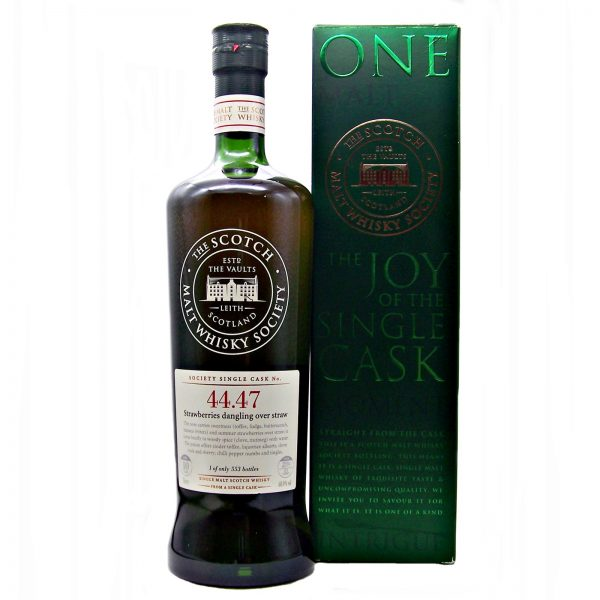 Craigellachie 10 year old SMWS 44.47