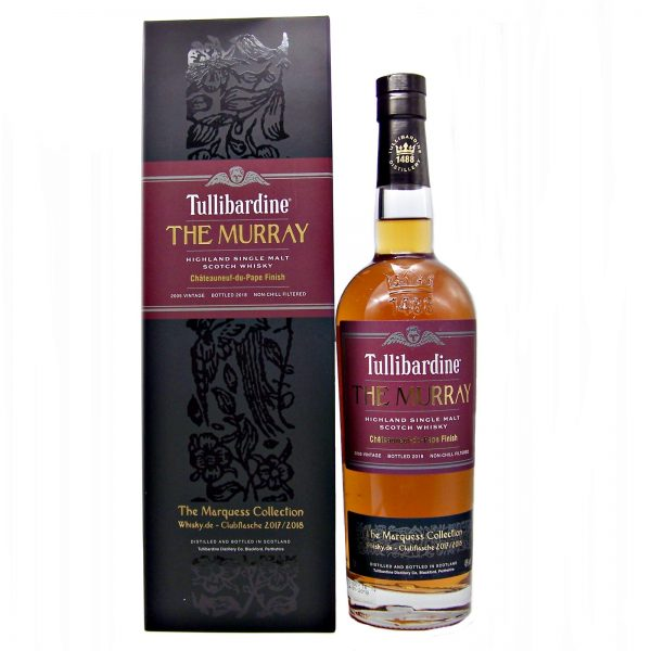Tullibardine The Murray Marquess Collection Chateauneuf du Pape