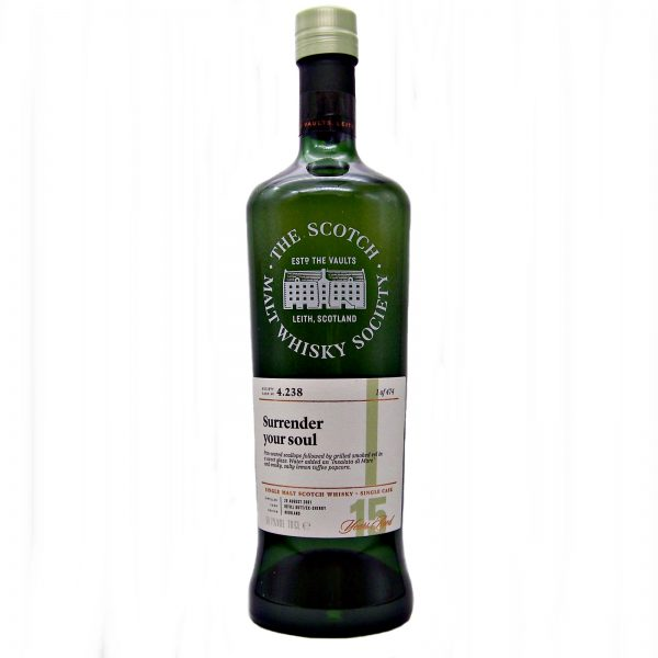 Highland Park 15 year old SMWS 4.238