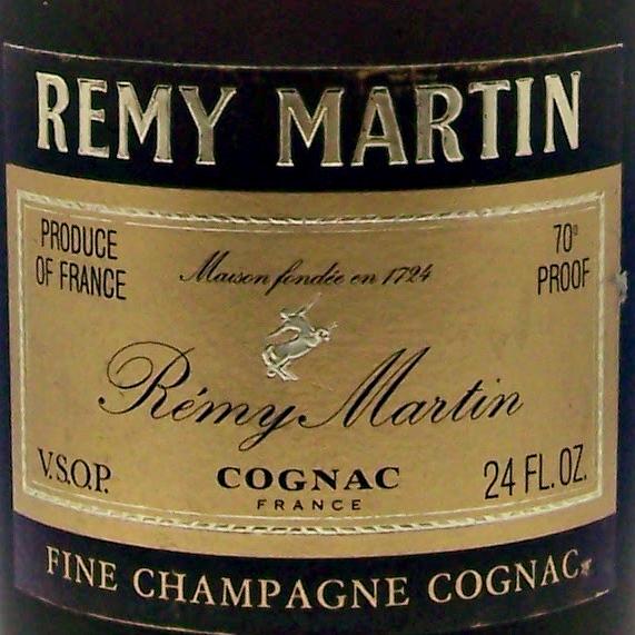 Remy Martin V.S.O.P. Fine Champagne Cognac
