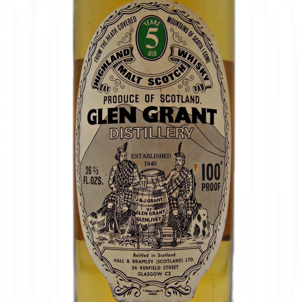 Glen Grant 1969 Single Malt Whisky