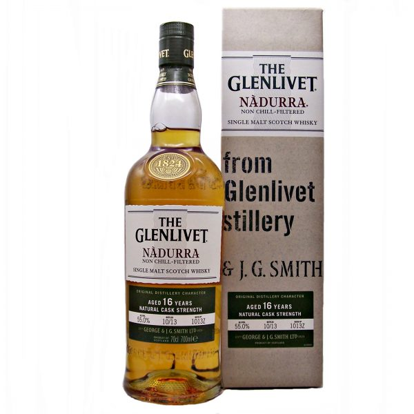 Glenlivet Nadurra 16 year old Batch #1013Z