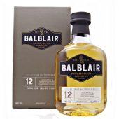 Balblair 12 year old Single Malt Scotch Whisky at whiskys.co.uk