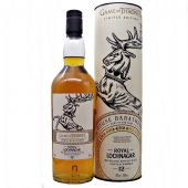 Royal Lochnagar 12 year old Game of Thrones House Baratheon at whiskys.co.uk