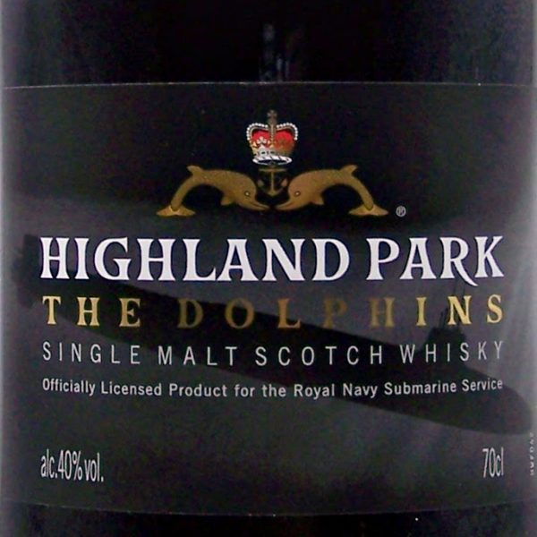 Highland Park The Dolphins Royal Navy Submariners