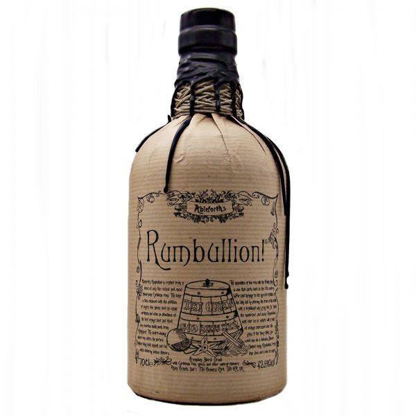 Rumbullion! Spiced Rum