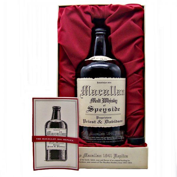 Macallan 1841 Replica Single Malt Whisky