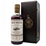 Ben Nevis 21 year old Single Port Wood Cask at whiskys.co.uk