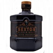 The Sexton Single Malt Irish Whiskey at whiskys.co.uk