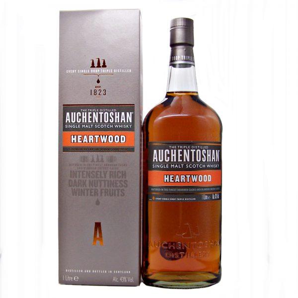 Auchentoshan Heartwood Single Malt Whisky