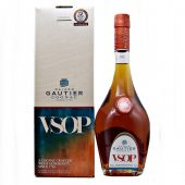 Gautier VSOP Cognac at whiskys.co.uk