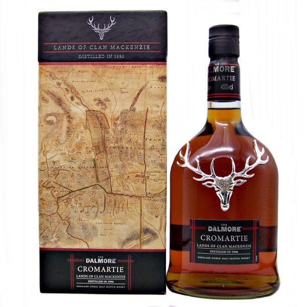 Dalmore Cromartie 1996 single malt whisky