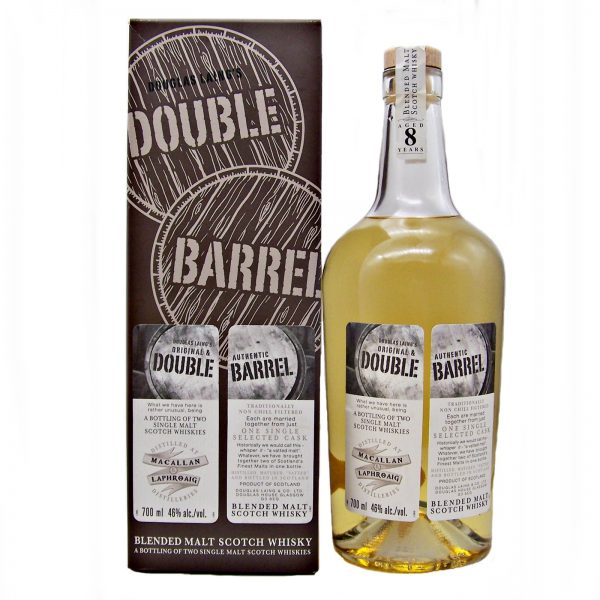 Double Barrel Macallan & Laphroaig
