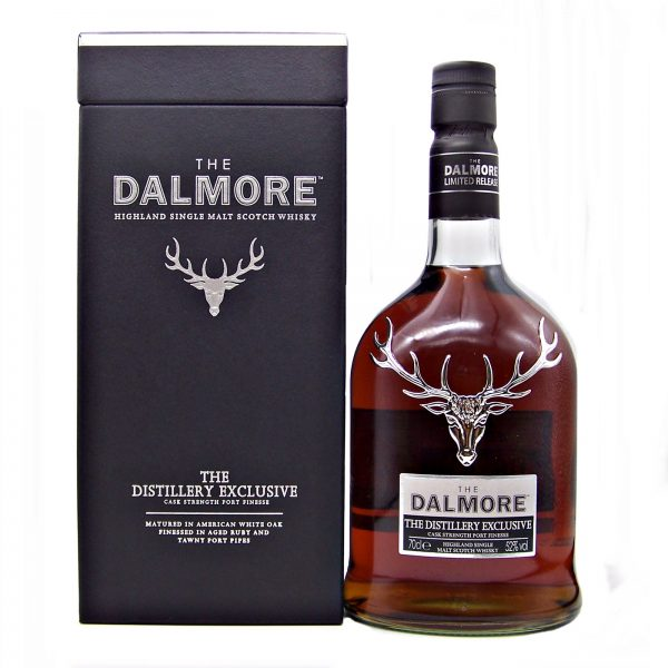 """Dalmore """"The Distillery Exclusive"""" Cask Strength Port Finesse"""
