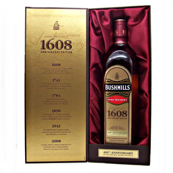 Bushmills 400th Anniversary Edition