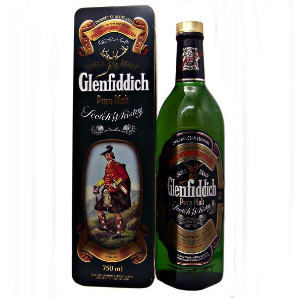 Glenfiddich Clan Kennedy Malt Whisky