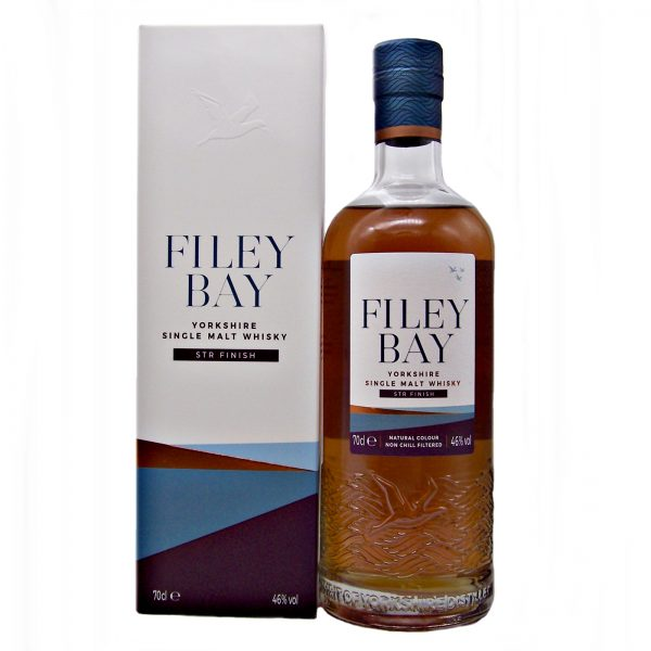 Filey Bay STR Finish Yorkshire Single Malt Whisky