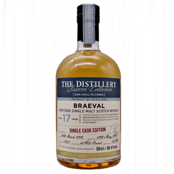 Braeval 17 year old Single Cask Edition