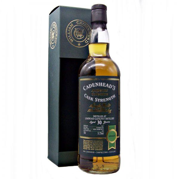 Linkwood-Glenlivet 30 year old Cask Strength Whisky