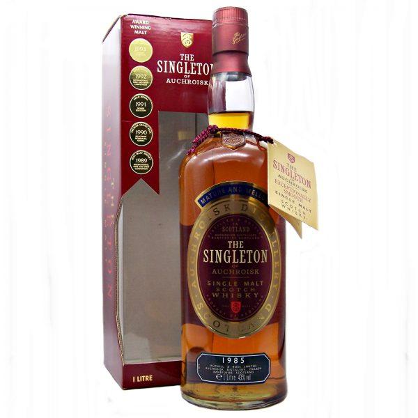 Singleton of Auchroisk 1985
