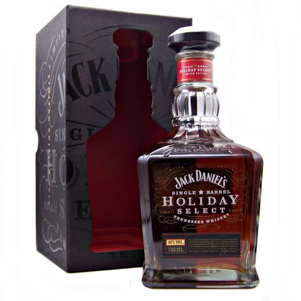 Jack Daniel's Single Barrel Holiday Select 2014 Tennessee Whiskey
