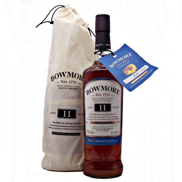 Bowmore 11 year old Feis Ile 2017 Single Malt Whisky
