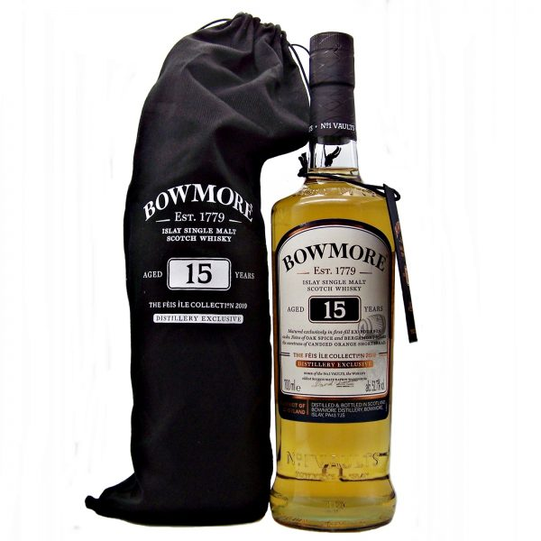 Bowmore 15 year old Feis Ile 2019 Single Malt Whisky