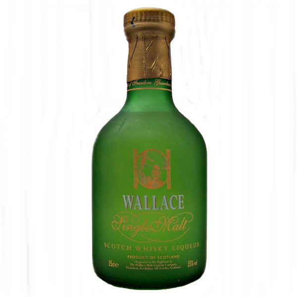 Wallace Single Malt Whisky Liqueur 35cl