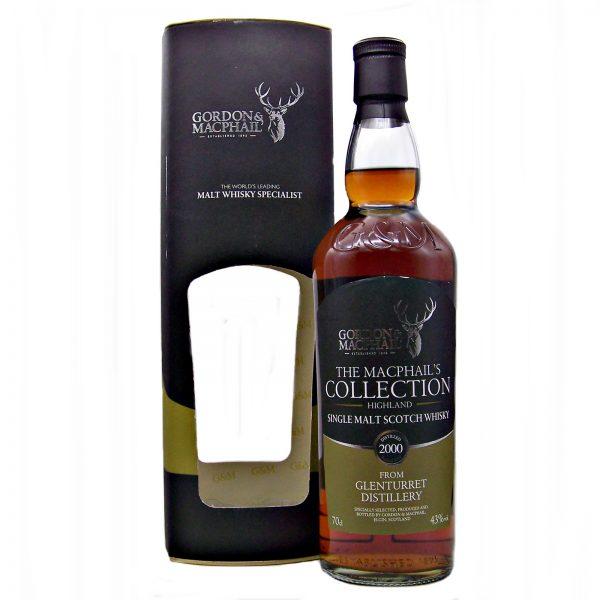Glenturret 2000 Single Malt Whisky