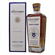 Glenturret Triple Wood 2020 Maiden Release Single Malt Whisky at whiskys.co.uk