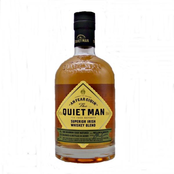 Quiet Man Blended Irish Whiskey