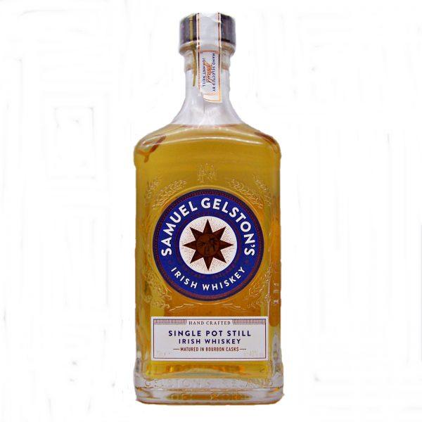 Samual Gelston's Irish Whiskey