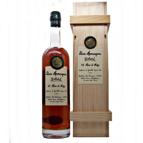 Delord 25 year old Bas-Armagnac