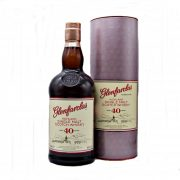 Glenfarclas 40 year old Single Malt Whisky at whiskys.co.uk