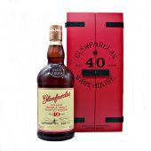 Glenfarclas 40 year old Warehouse at whiskys.co.uk