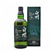 Hakushu 10 year old Japanese Single Malt Whisky at whiskys.co.uk