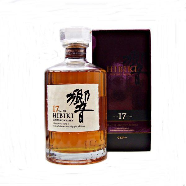 Hibiki 17 year old Japanese Whisky