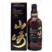Yamazaki 18 year old Japanese Whisky at whiskys.co.uk
