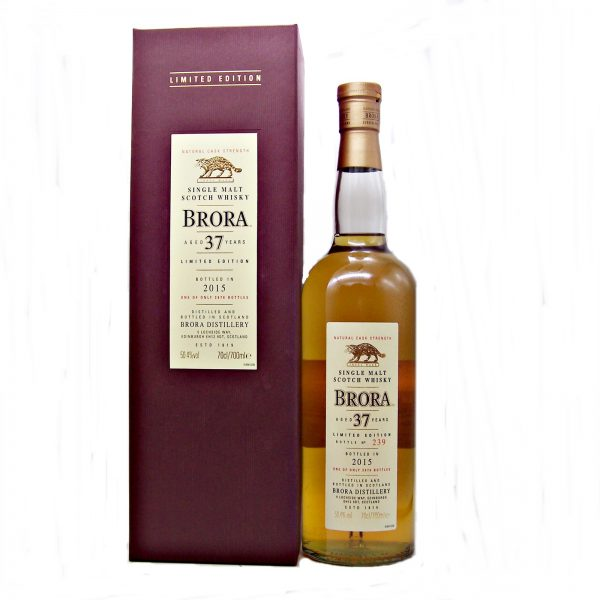 Brora 14th Release 37 year old