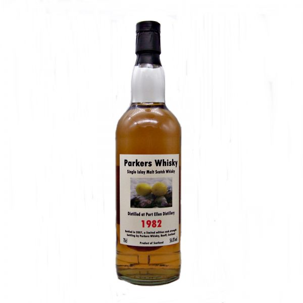 Port Ellen 1982 Parkers Whisky