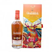 Glenfiddich 21 year old Chinese New Year 2021 at whiskys.co.uk