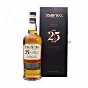 Tomintoul 25 year old Single Malt Whisky at whiskys.co.uk