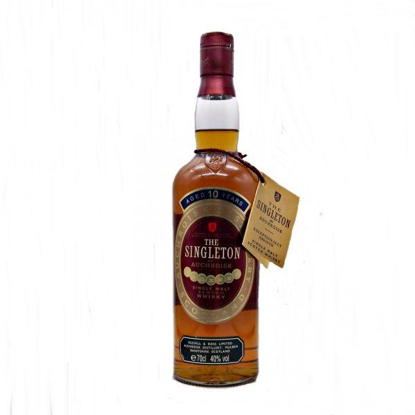 Singleton of Auchroisk 10 year old Single Malt Whisky