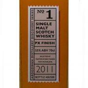 Ardgowen Discovery No1 Single Malt Whisky
