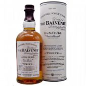 Balvenie 12 year old Signature Batch 1 at whiskys.co.uk