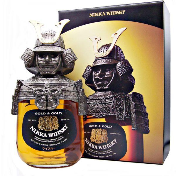 Nikka Gold & Gold Samurai Edition