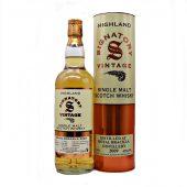 Royal Brackla 2009 Signatory Vintage Single Malt Scotch Whisky at whiskys.co.uk
