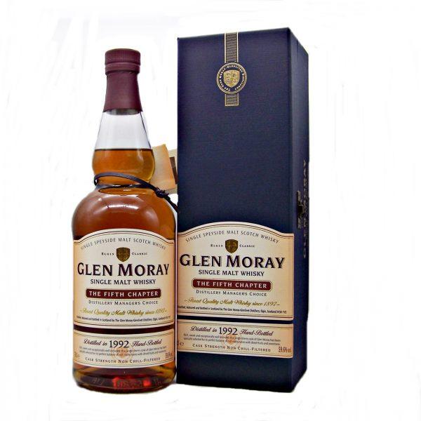 Glen Moray 1992 Fifth Chapter