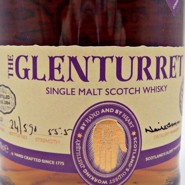 Glenturret 12 year old Single Cask Edition