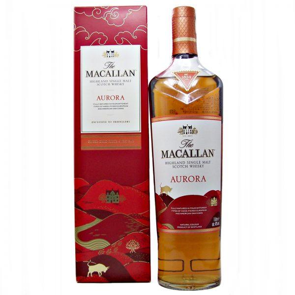 Macallan Aurora Year of the Ox